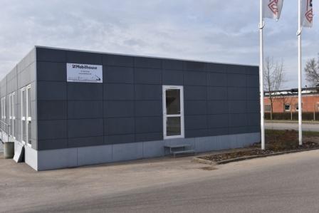 Topmoderne Ref: Pavillon klinik - Brugte skurvogne SY-28
